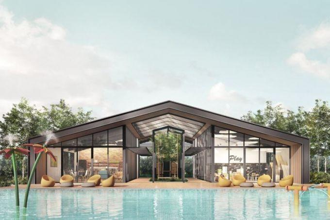 Parc Canberra EC pool